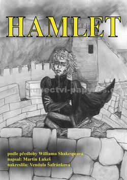 Martin Lukeš: Hamlet - komiks cena od 66 Kč