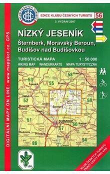 Cabalka Zdeněk KČT 56 Nízký Jeseník cena od 71 Kč
