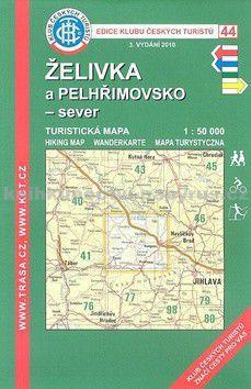 KČT 44 Želivka a Pelhřimovsko-sever cena od 76 Kč