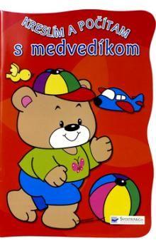 Svojtka Kreslím a počítam s medvedíkom cena od 50 Kč