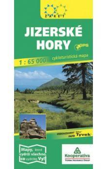 Žaket Jizerské hory 1:65 000 cena od 58 Kč