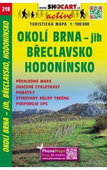 SHOCART Okolí Brna-jih, Břeclavsko, Hodonínsko cena od 49 Kč
