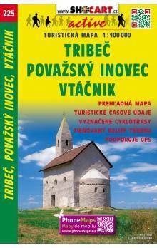 SHOCART Tribeč, Považský Inovec, Vtáčnik cena od 20 Kč