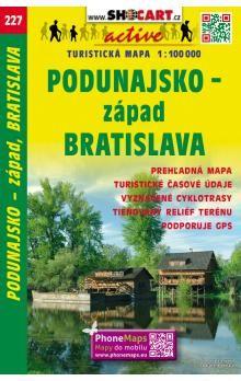 SHOCART Podunajsko-západ, Bratislava cena od 20 Kč