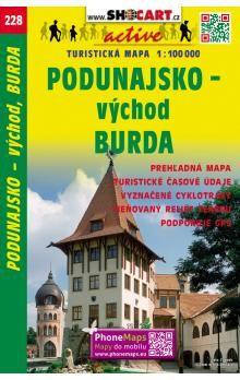 SHOCART Podunajsko-východ, Burda cena od 59 Kč