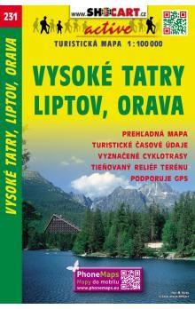 SHOCART Vysoké Tatry, Liptov, Orava cena od 60 Kč