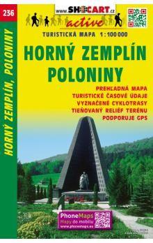 SHOCART Horný Zemplín, Poloniny cena od 59 Kč