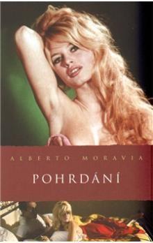 Alberto Moravia: Pohrdání cena od 90 Kč
