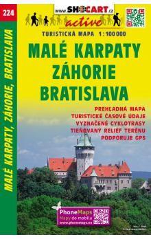 SHOCART Malé Karpaty, Záhorie, Bratislava cena od 60 Kč