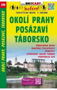 Okolí Prahy, Posázaví, Táborsko cena od 45 Kč