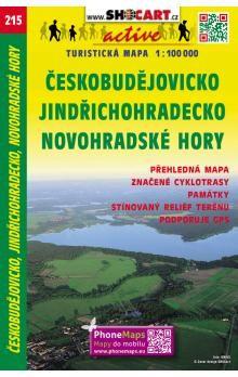 SHOCART Českobudějovicko, Jindřichohradecko, Novohradské H cena od 60 Kč
