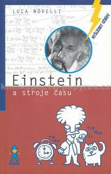 Luca Novelli: Einstein cena od 69 Kč
