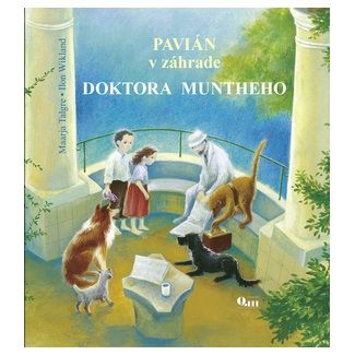 Maarja Talgre, Ilon Wikland: Pavián v záhrade doktora Muntheho cena od 32 Kč
