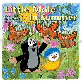 Zdeněk Miler: Little Mole in Summer cena od 85 Kč