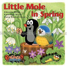 Zdeněk Miler: Little Mole in Spring cena od 85 Kč