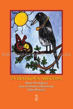 Marie Dvořáková: Zvířátková abeceda cena od 82 Kč