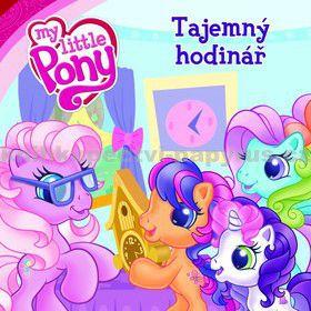EGMONT My Little Pony Tajemný hodinář cena od 85 Kč