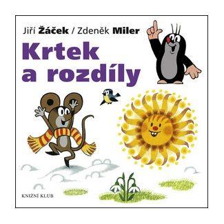 Jiří Žáček: Krtek a rozdíly cena od 78 Kč