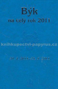 BARONET Horoskopy na celý rok 2011 Býk cena od 24 Kč