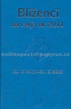 BARONET Horoskopy na celý rok 2011 Blíženci cena od 24 Kč