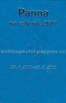 Kolektiv autorů: Horoskopy na celý rok 2011 Panna cena od 21 Kč