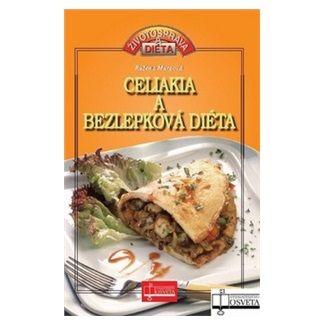 Ružena Murgová: Celiakia a bezlepková diéta cena od 40 Kč