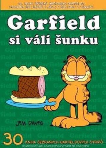 Jim Davis: Garfield si válí šunku (č.30) cena od 77 Kč