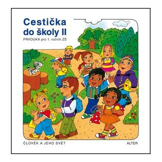 Vlasta Švejdová, Hana Rezutková: Cestička do školy II cena od 36 Kč