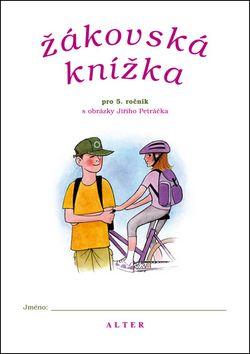 Jiří Petráček: Žákovská knížka pro 5. ročník s obrázky Jiřího Petráčka cena od 17 Kč