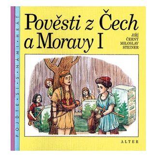 Miloslav Steiner, Lubomír Anlauf: Pověsti z Čech a Moravy I. cena od 57 Kč