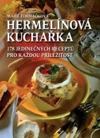 Marie Formáčková: Hermelínová kuchařka cena od 49 Kč