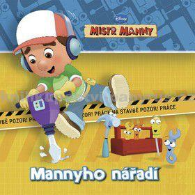 EGMONT Mannyho nářadí cena od 85 Kč