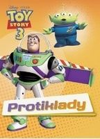 EGMONT Toy Story 3 Protiklady cena od 50 Kč