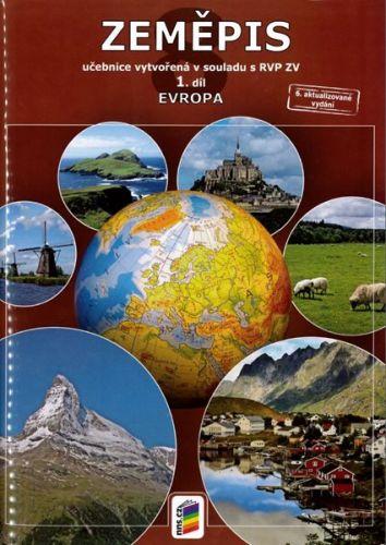 NOVÁ ŠKOLA Zeměpis pro 8. ročník 1. díl cena od 78 Kč
