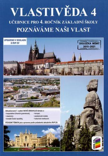 NOVÁ ŠKOLA Vlastivěda Učebnice pro 4. ročník základní školy cena od 89 Kč