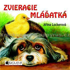 Jiřina Lockerová: Zvieracie mláďatká cena od 53 Kč