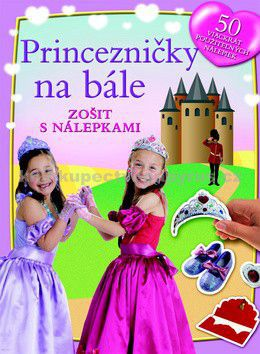 SLOVART Princezničky na bále cena od 0 Kč