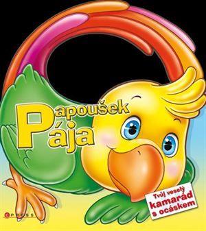 CPress Papoušek Pája cena od 33 Kč