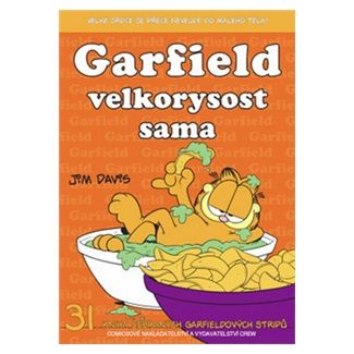 Jim Davis: Garfield velkorysost sama (č.31) cena od 66 Kč