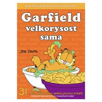 Jim Davis: Garfield - Velkorysost sama cena od 63 Kč