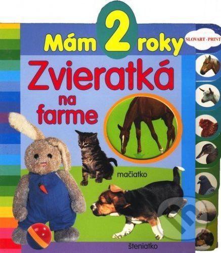 Slovart Print Mám 2 roky Zvieratká na farme cena od 80 Kč