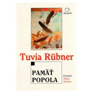 Tuvia Rübner: Pamäť popola cena od 58 Kč