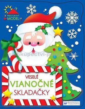 Svojtka Veselé vianočné skladačky cena od 67 Kč