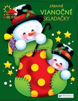 Svojtka Zábavné vianočné skladačky cena od 54 Kč