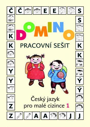 Svatava Škodová: Domino Český jazyk pro malé cizince 1. Pracovní sešit cena od 74 Kč