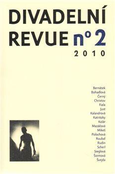 Divadelní ústav Divadelní revue 2010/2 cena od 84 Kč