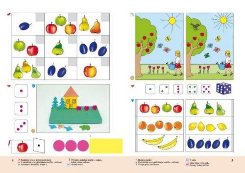 NOVÁ ŠKOLA Matematika pro 1. ročník základní školy 1. díl cena od 48 Kč