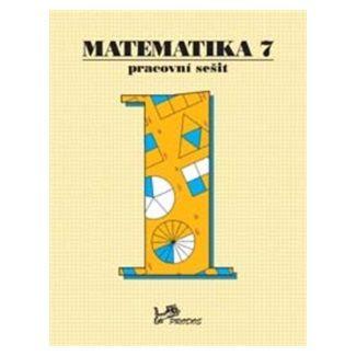 Josef Molnár: Matematika 7 Pracovní sešit 1 cena od 40 Kč