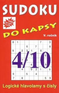 TELPRES Sudoku do kapsy 4/2010 cena od 20 Kč