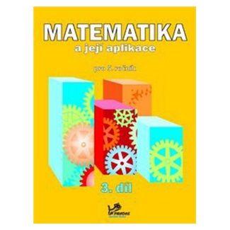 Hana Mikulenková: Matematika a její aplikace pro 5. ročník 3. díl cena od 37 Kč